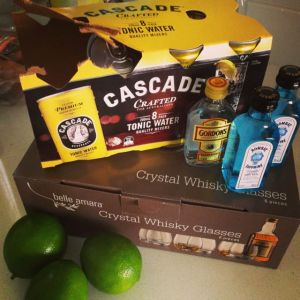 A True Love of Mine: Individual Cocktail Gifts