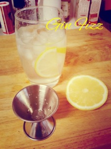 A True Love of Mine: Gin Fizz