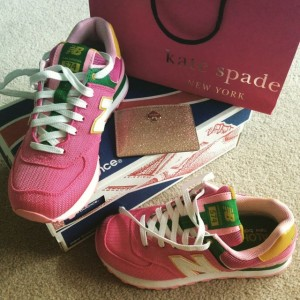 A True Love of Mine: Back to School in Pink