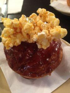 A True Love of Mine: Salted Caramel Popcorn Cruffin from Brewtown Newtown